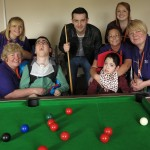 Mark Selby at Bluebell Wood