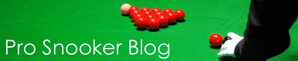 Pro Snooker Blog